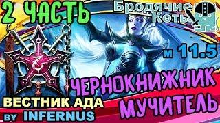 Neverwinter - Гайд / часть 2 / Чернокнижник-Мучитель м.11.5 / Бродячие Коты