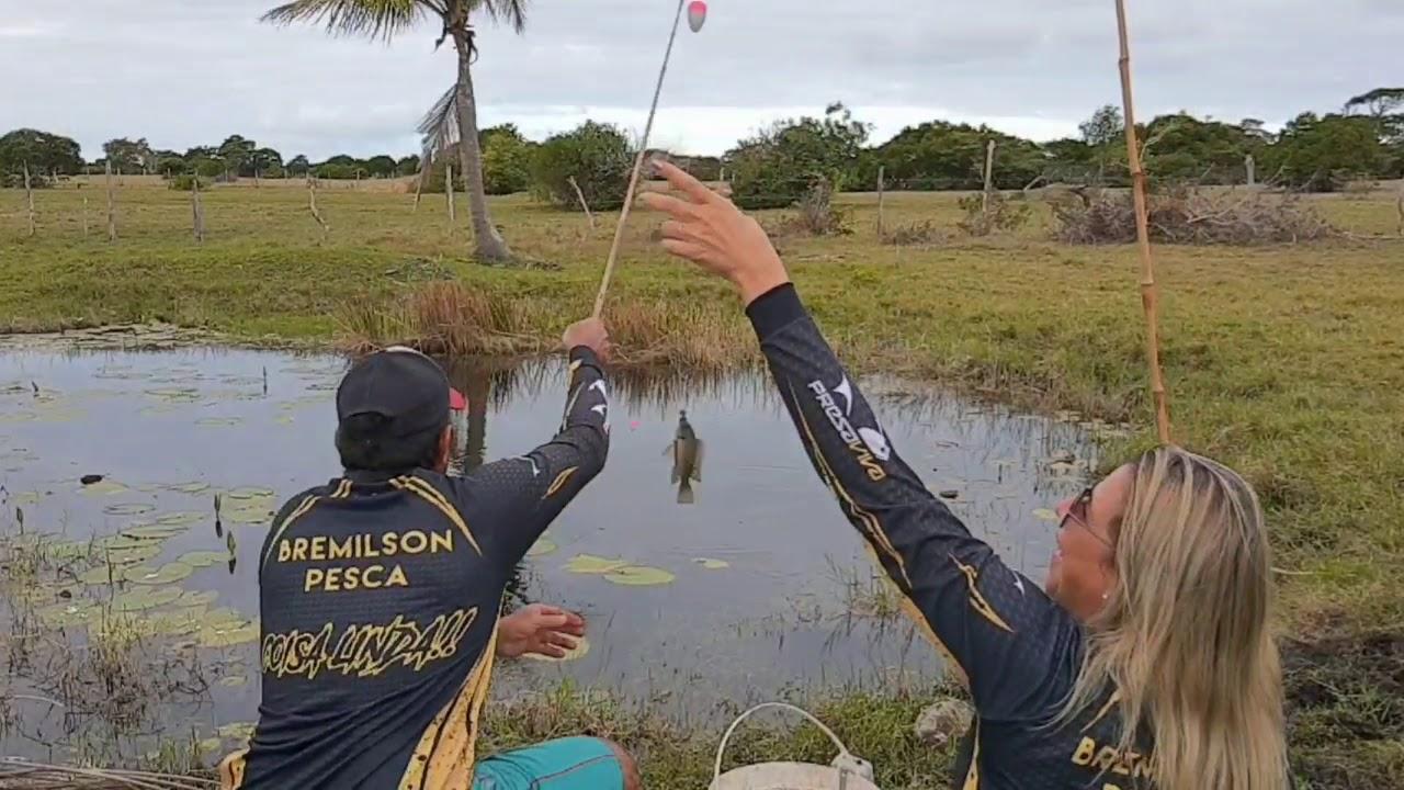 ELA PENSA QUE ENGANA! ( Feliz dia do Pescador)