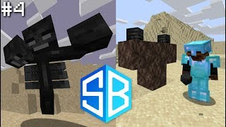 Minecraft - EPIC WITHER FIGHT ! Ep.4 - SOURCEBLOCK SMP ( Lets Play )