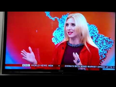 Tatiana Sheremetieva on Russia-China relations at BBC World News, Asia Business Report