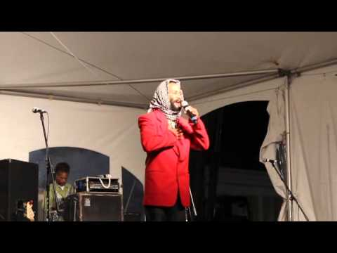Burning Spear At Hamilton New Years Eve Bermuda December 31 2011
