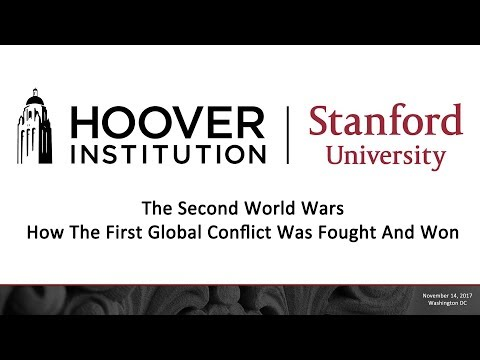 The Second World Wars- How The First Global Conflict Was Fought And Won With Victor Davis Hanson