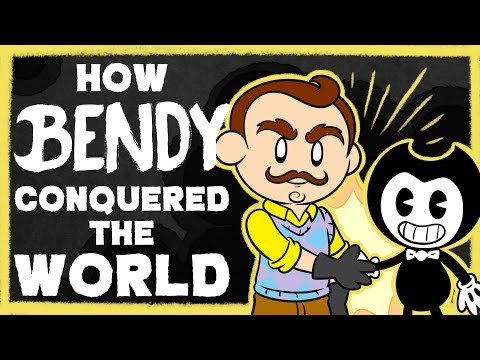 Bendy and the Ink Machine Chapter 4: How Bendy Conquered The World