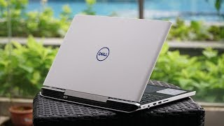 dell g7 alpine white unboxing and review