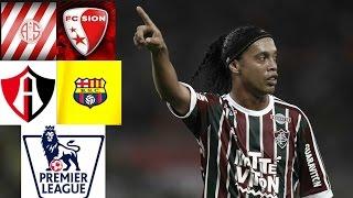 Ronaldinho Gaúcho ● Welcome to ... 2016 ● Breaking news ● HD