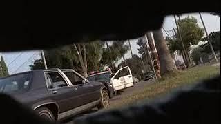 3 Strikes (2000) - Police Pursuit Scene