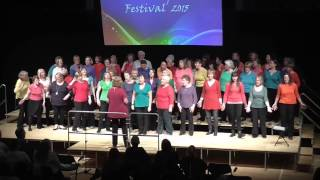 Ruddington and Lady Bay Community Choirs 2