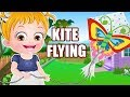 Baby Hazel Kite Flying Competition | Fun Games For Kids by Baby Hazel Games