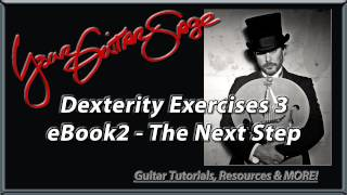 YGS   Dexterity Exercises 3: eBook2 - The Next Step - Beginner Acoustic Guitar Lesson