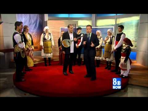 40th Annual Greek Food Festival Las Vegas (09 23 2012 8 News Now Sunday  Morning II)