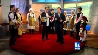 40th Annual Greek Food Festival Las Vegas (09.23.2012 8 News Now Sunday Morning Ii)