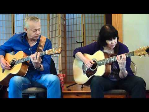 Tommy Emmanuel & I play Blue Moon