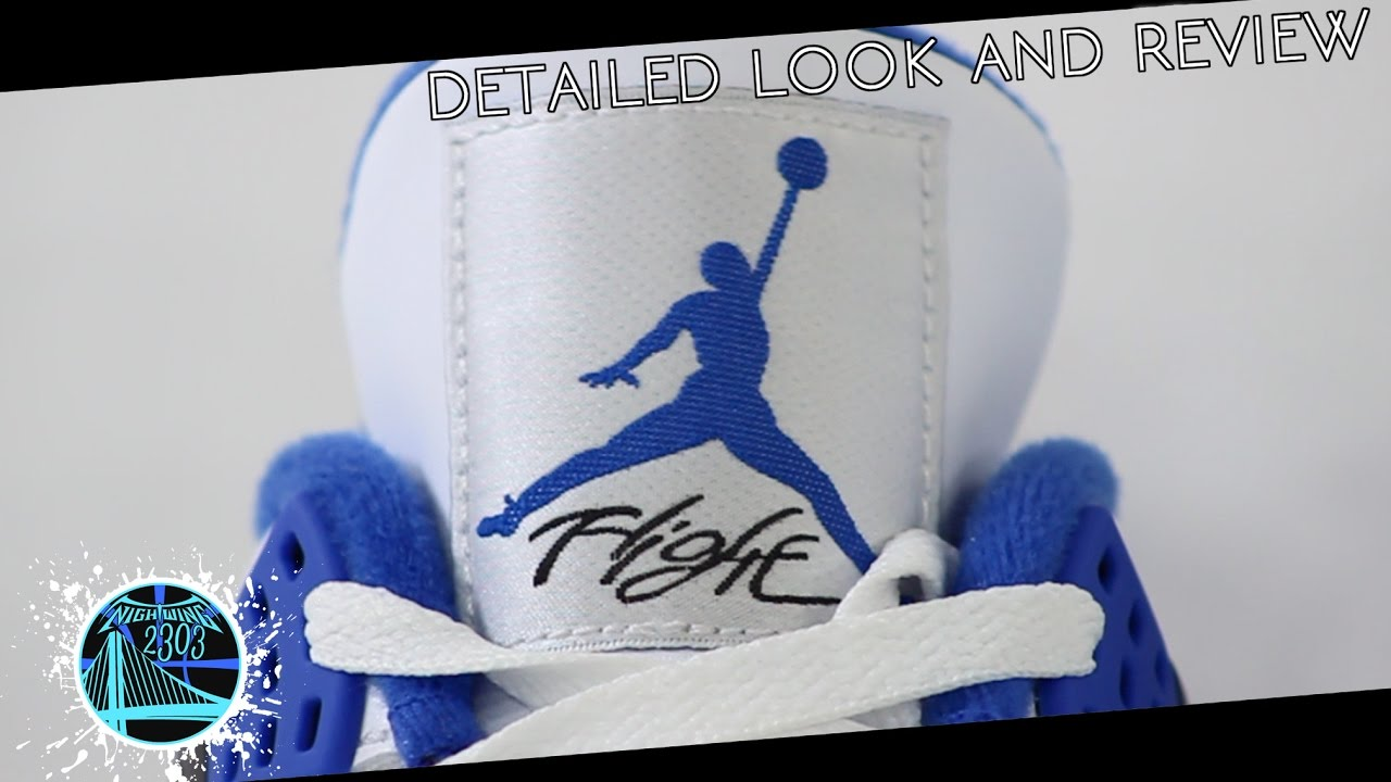quality design 18016 f77ee Air Jordan 4 Retro  Motorsport    Detailed Look and Review. WearTesters