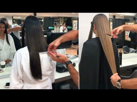 Extreme Haircut Compilation by Professional | Cutting Hair S