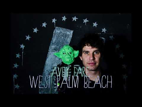 Avey Tare - West Palm Beach (Palace Cover)