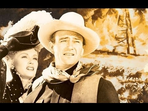 JohnWayne/Martha Scott - War of the Wildcats/In Old Oklahoma 1943