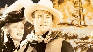 JohnWayne/Martha Scott - War of the Wildcats/In Old Oklahoma 1943