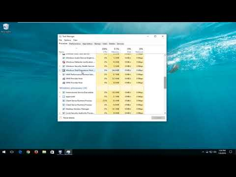 How To Fix High 100% CPU RAM Disk Usage In Windows 10 [Tutorial]
