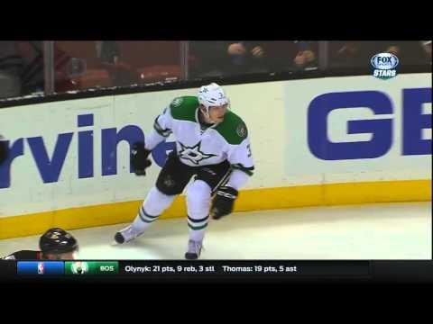 Dallas Stars VS Anaheim Ducks 15-01-2016  FULL