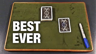 The GREATEST No Setup Card Trick Ever CREATED!