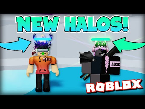 How To Get THE NEW HALOS In Tower Of Hell! | Tower Of Hell On Roblox #16