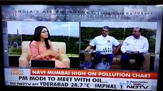 NDTV on Graded Response Plan, Response of Cyclists, 15 Oct 2018