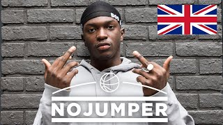 Kida Kudz on Growing up in Extreme Poverty in Nigeria, Playboi Carti Co-sign, and more