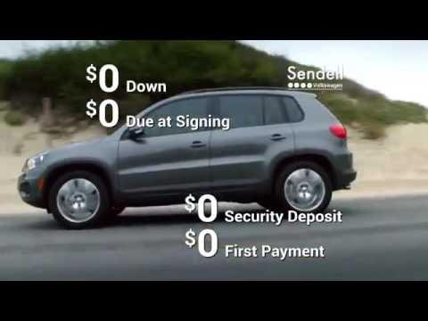 Volkswagen Jetta Incentives at Sendell Mitsubishi