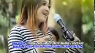 Nella kharisma  , bilang i love you  official video