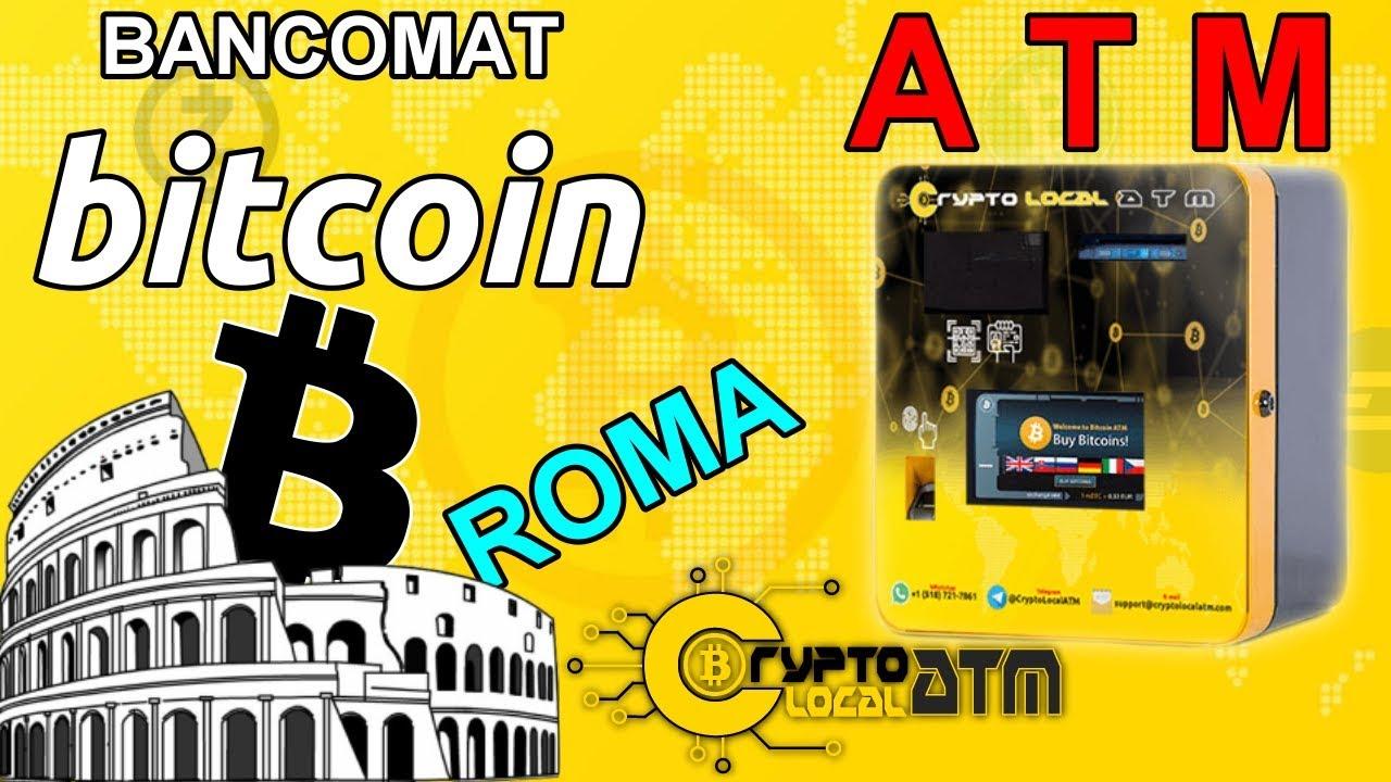 bitcoin atm a sognare mercato)