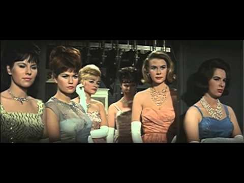 The Beauty Jungle 1964 aka Contest Girl  Original Film   Ian Hendry Janette Scott
