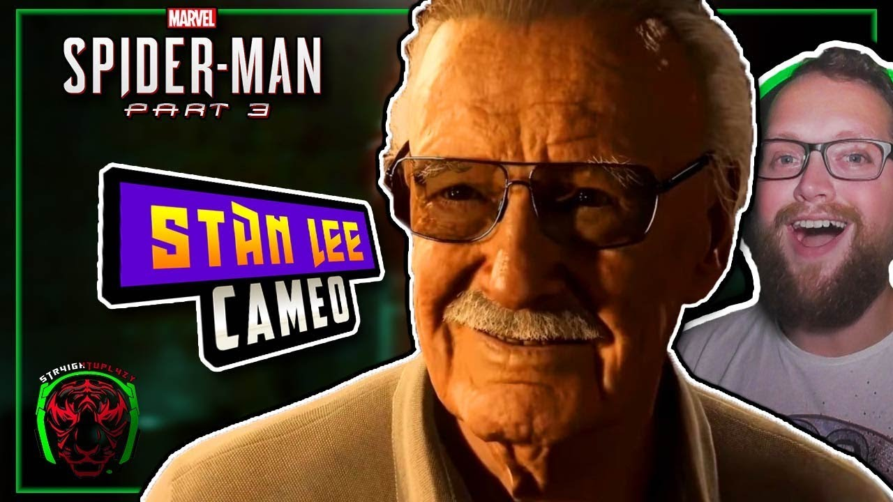 spider-man ps4 part 3 stan lee cameo! - youtube