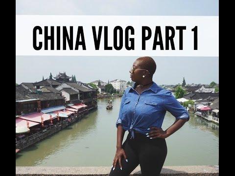Alexis's China Study Abroad | Beijing, Hangzhou, & Shanghai - Part 1 VLOG