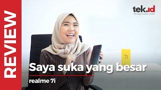 Realme 7i, baterai besar dan cocok buat hobi foto