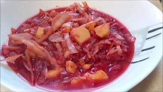 Суп из капусты для тех, кто на диете (пп рецепты)