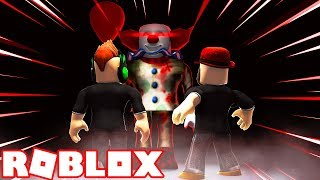 THE CLOWN KILLING PART 2 IN ROBLOX / HIDE FROM CREEPY CLOWN AT 3 AM