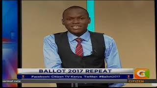 Social Media report on Ballot 2017 Repeat  [Part 1]