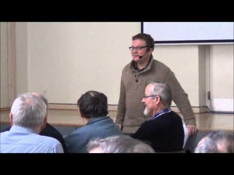 Foredrag om fiskeri i Fjellerup