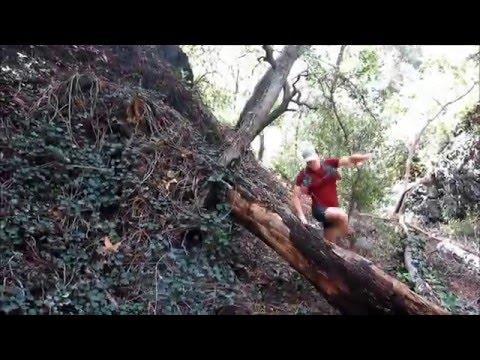 Trabuco canyon secret waterfall