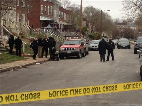 14 year old boy killed in drive-by shooting in Baltimore's Brooklyn neighborhood