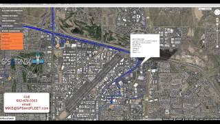 GPS Fleet Tracking System, Real Time, No Monthly Fees