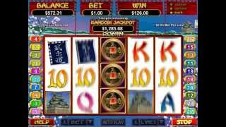 Ronin Slot (RTG)  - Respin Feature with Retrigger - Big Win(The Ronin Slot is one of the best Realtime Gaming Slots. Here can you find this Slot: http://casino-info.tv/rtg-casinos.html., 2015-11-09T10:35:24.000Z)
