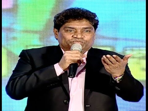 Johnny Lever Blesses Brahmanandam's Son - Basanthi Audio Launch
