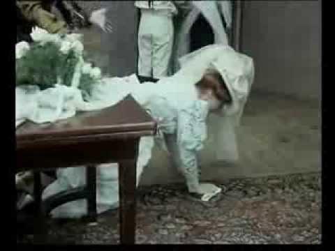 Slaměný klobouk - scéna: Svatba