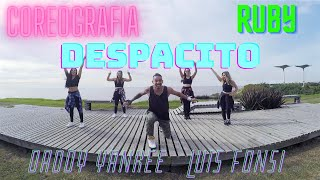 Download Video Despacito | Luis Fonsi ft Daddy Yankee | Zumba | Coreo Ruby Zin MP3 3GP MP4