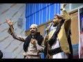 أحدث مسرحية للنجم محمد قحطان وسمير قحطان في فعالية الثلاسيميا بجامعة العلوم والتكنولوجيا