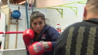 Albuquerque teen boxer fights to be the best in the world