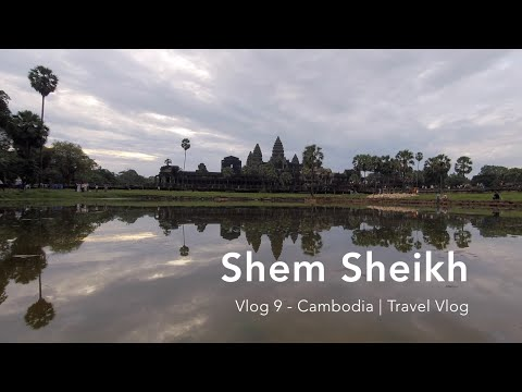 CAMBODIA | Travel Vlog 🇰🇭