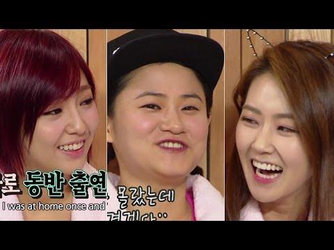 Happy Together - Kim Sinyoung, Heo Gayoon, Heo Gak, Min & more! (2014.02.19)