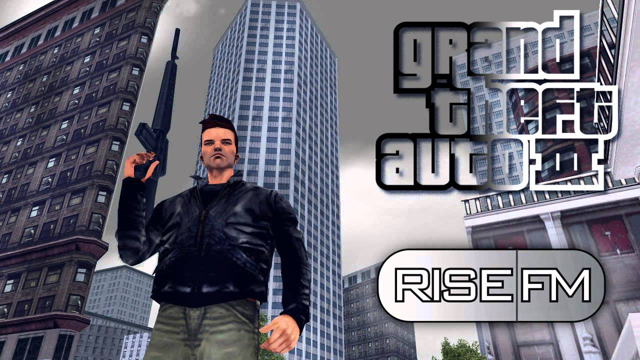 GTA 3 - Rise FM - Slyder & Terry Donovan - ''Neo (The One)'' - HD
